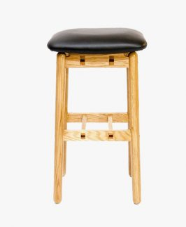 Wooden & Iron Dining chair